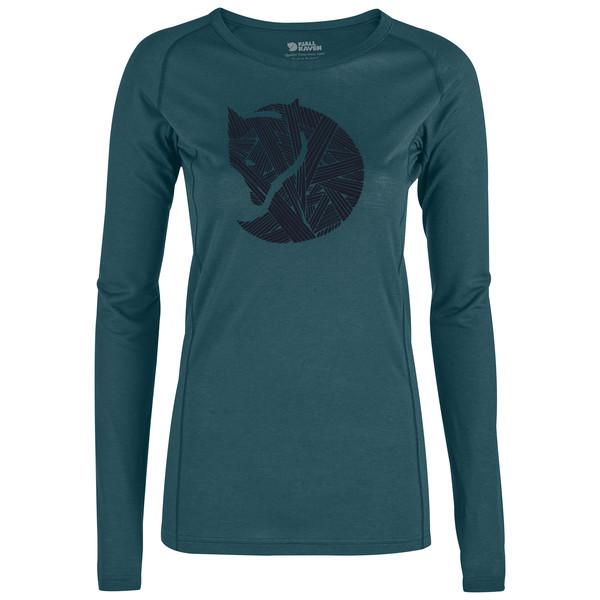 Fjällräven Abisko Trail T-Shirt Frauen - Funktionsshirt