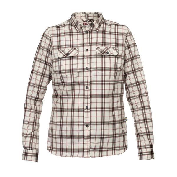 Fjällräven Fjällglim Stretch Shirt LS Frauen - Outdoor Bluse