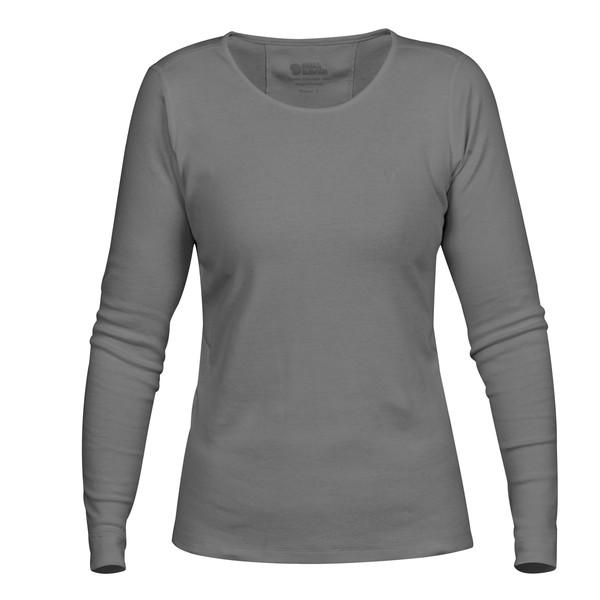 Fjällräven Övik Long Sleeve Top Frauen - Langarmshirt