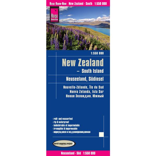RKH WMP Neuseeland, Südinsel
