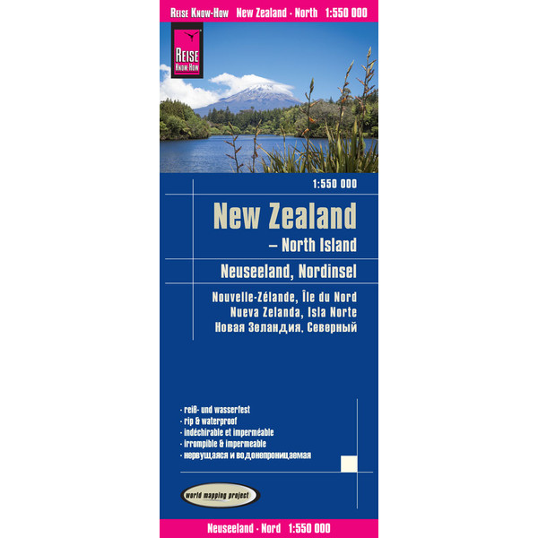 RKH WMP Neuseeland, Nordinsel