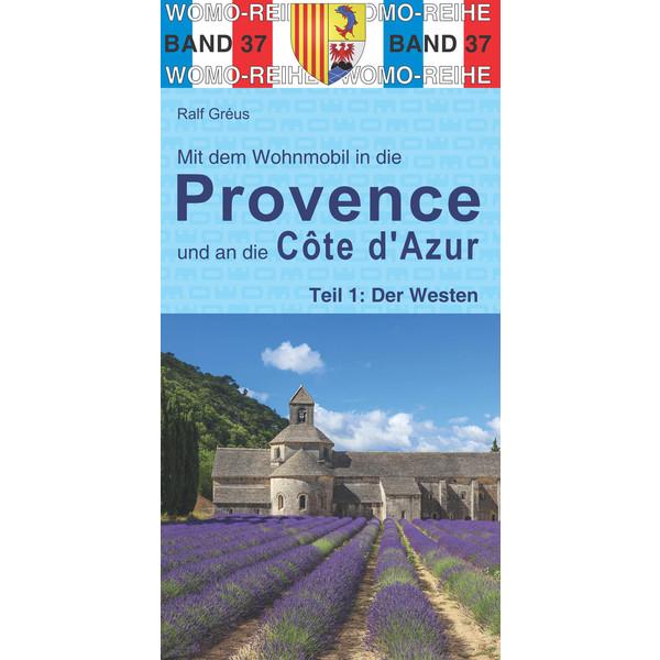 Womo 37 Provence & Cote d´Azur (West)