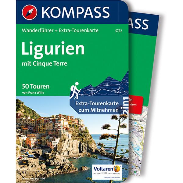 Kompass WF Ligurien - Cinque Terre