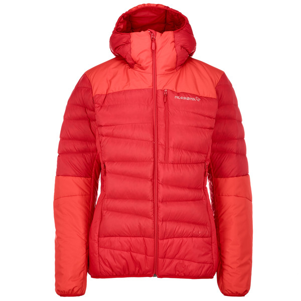 Norröna Falketind Down Hood Jacket Frauen - Daunenjacke