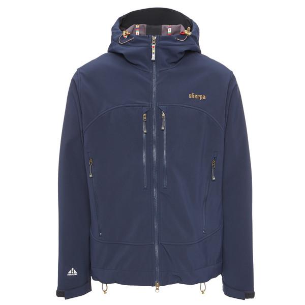 Sherpa Nilgiri Hooded Jacket Männer - Softshelljacke