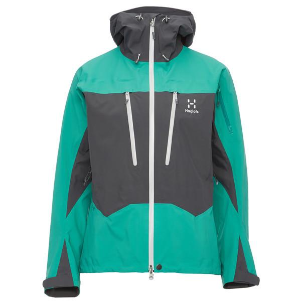 Haglöfs Spitz Jacket Frauen - Regenjacke