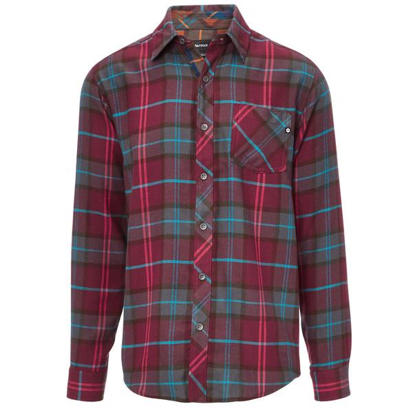 Marmot Anderson Flannel LS Männer - Outdoor Hemd