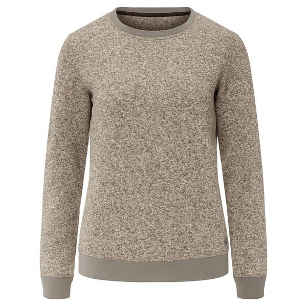 FRILUFTS Hagleren Knitted Fleece Pullover Frauen - Fleecepullover