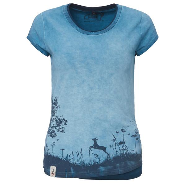 Chillaz T-Shirt Fancy Wood Frauen - Funktionsshirt
