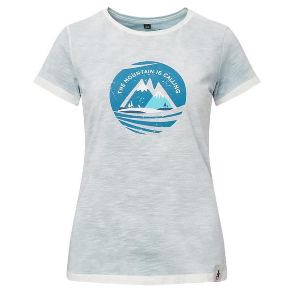 Chillaz T-Shirt Gandia Calling Frauen - Funktionsshirt