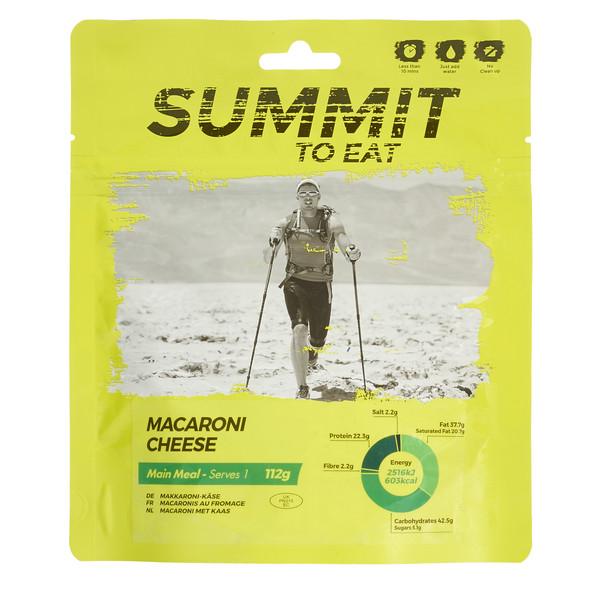 Summit to Eat Makkaroni Käse - Outdoor Essen