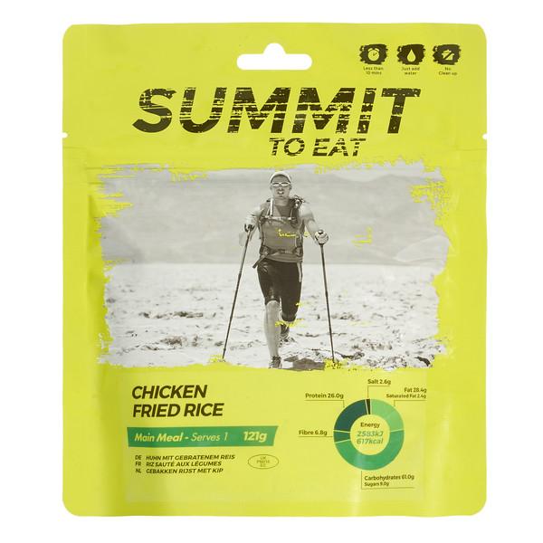 Summit to Eat Huhn mit gebratenem Reis - Outdoor Essen