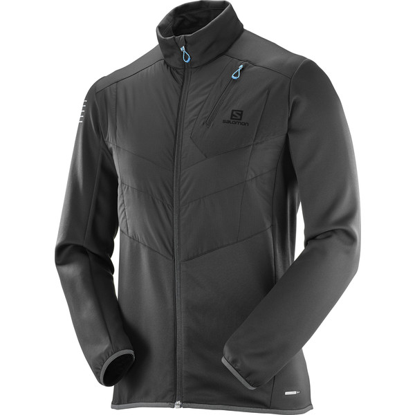Salomon Pulse Warm Jacket Männer - Softshelljacke