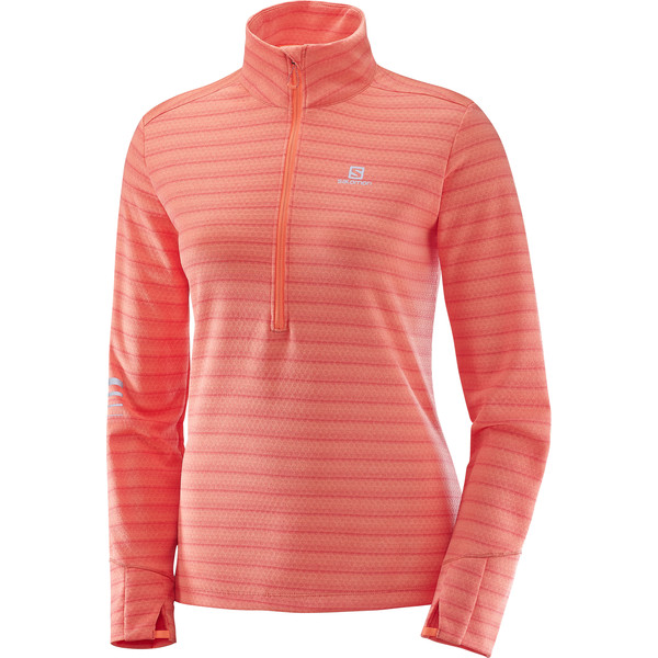 Salomon Lightning HZ Mid Frauen - Skipullover