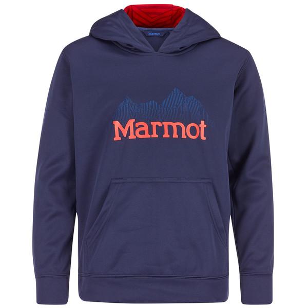 Marmot Hudson Hoody Kinder - Fleecepullover