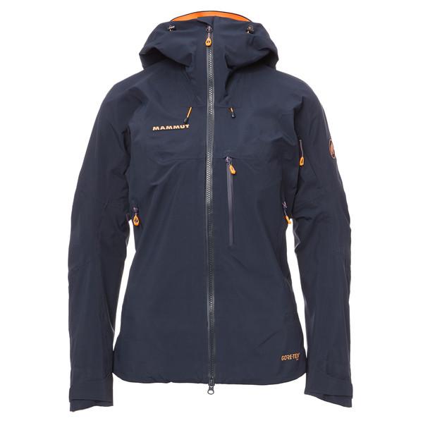 Mammut Nordwand Pro HS Hooded Jacket Frauen - Regenjacke