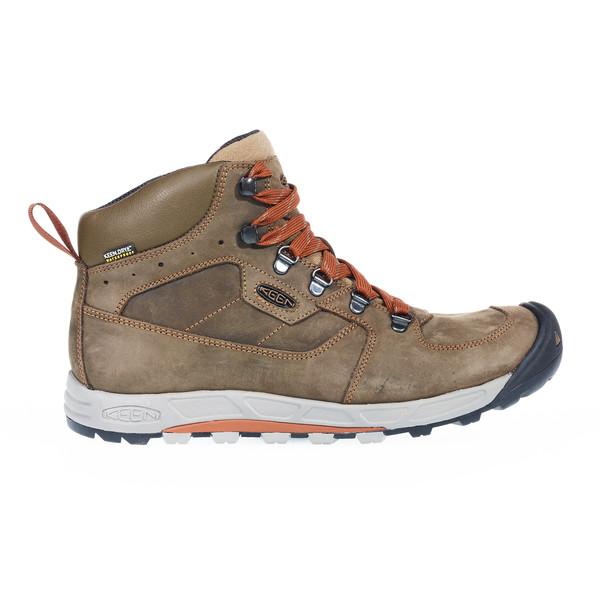 Keen Westward Mid Leather WP Männer - Hikingstiefel