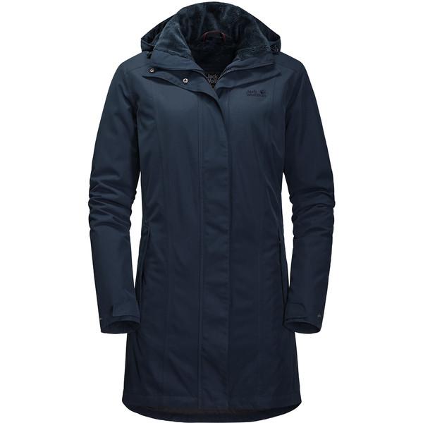 Jack Wolfskin Madison Avenue Coat Frauen - Wintermantel