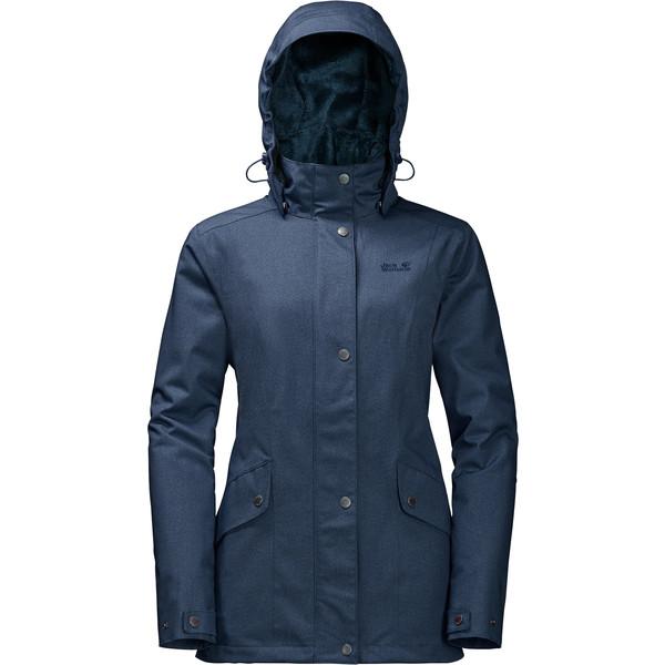 Jack Wolfskin Park Avenue Jacket Frauen - Winterjacke