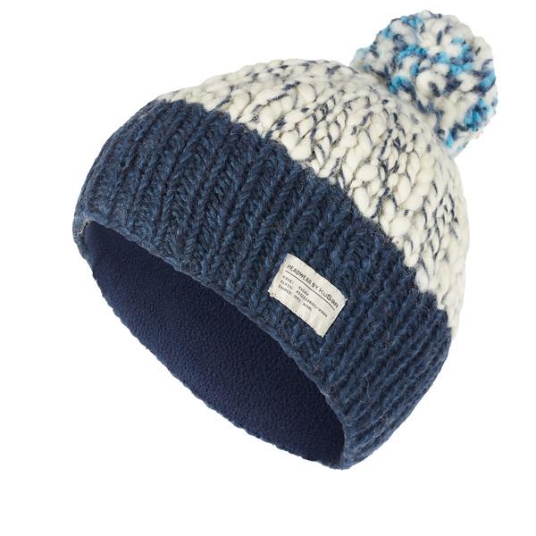 Kusan Uneven Yarn Bobble Hat Unisex - Mütze
