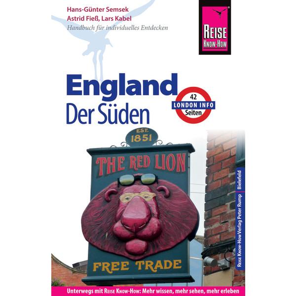 RKH England - der Süden mit London