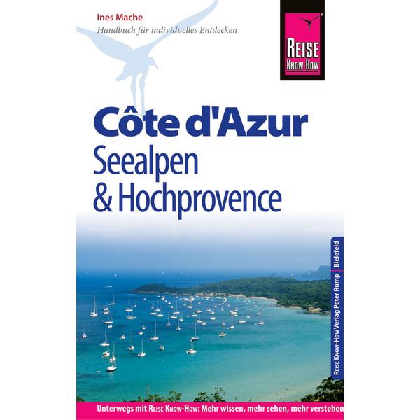 RKH Côte d'Azur, Seealpen, Hochprovence
