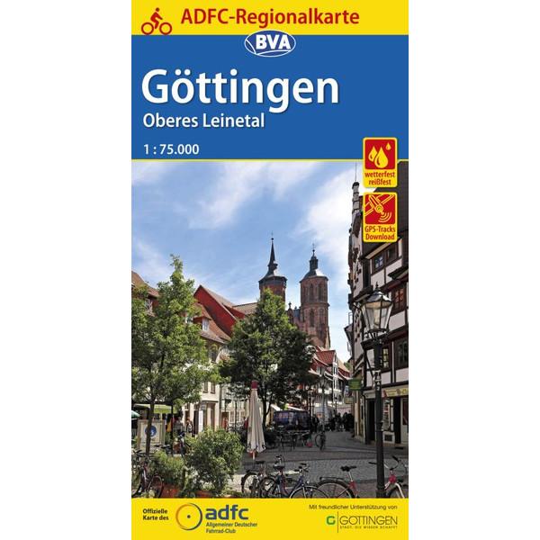 ADFC-Regionalkarte Göttingen