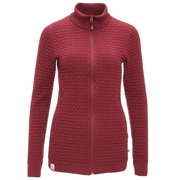 Tierra Rista Long Sweater Frauen - Wolljacke