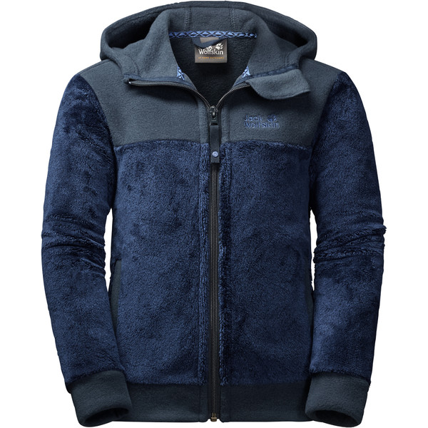 Jack Wolfskin Moose Fleece Kinder - Fleecejacke