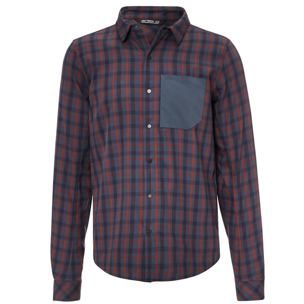 Arc'teryx Bernal Shirt Männer - Outdoor Hemd