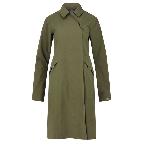 Arc'teryx Nila Trench Coat Frauen - Regenmantel