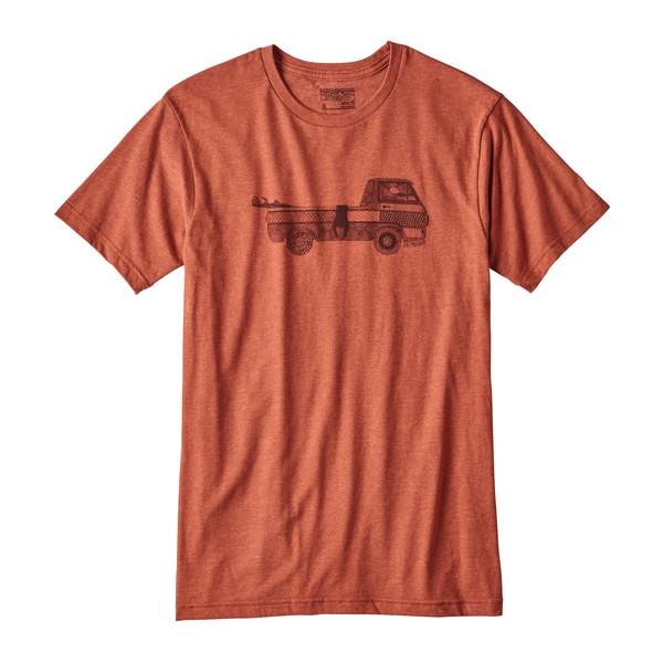 Patagonia Pickup Lines Cotton/Poly T-Shirt Männer - T-Shirt