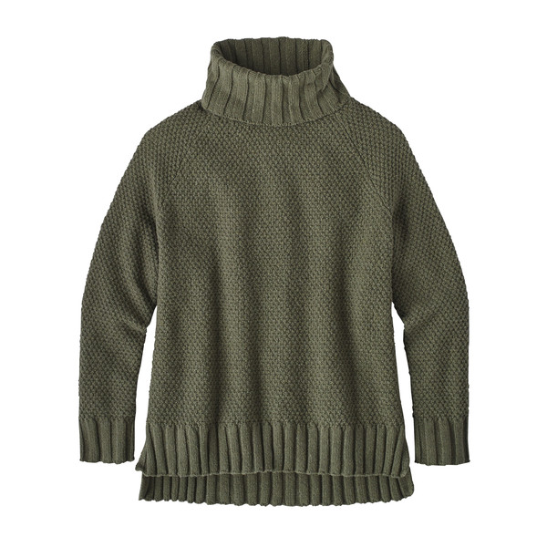 Patagonia Off Country Turtleneck Frauen - Sweatshirt
