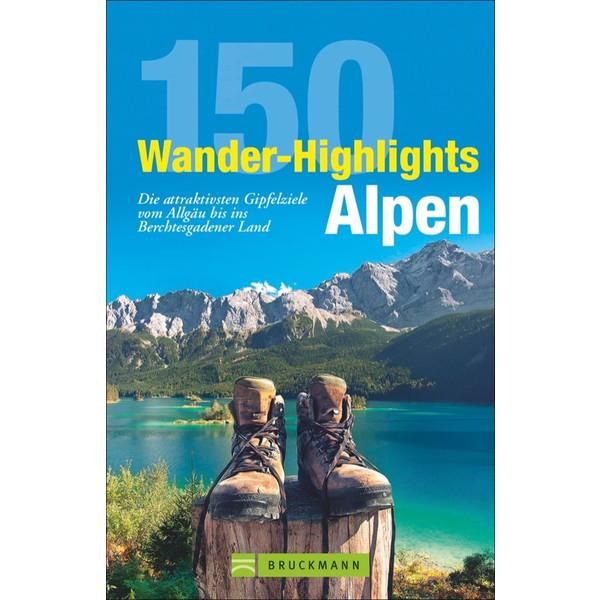 150 Wander-Highlights Alpen