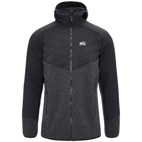 Millet Dual Iceland Wool Hoodie Männer - Übergangsjacke