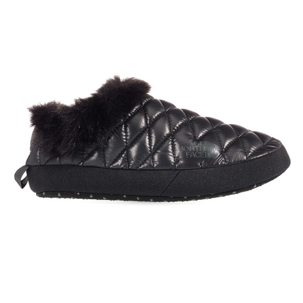 The North Face ThermoBall Tent Mule Faux Fur IV Frauen - Hüttenschuhe