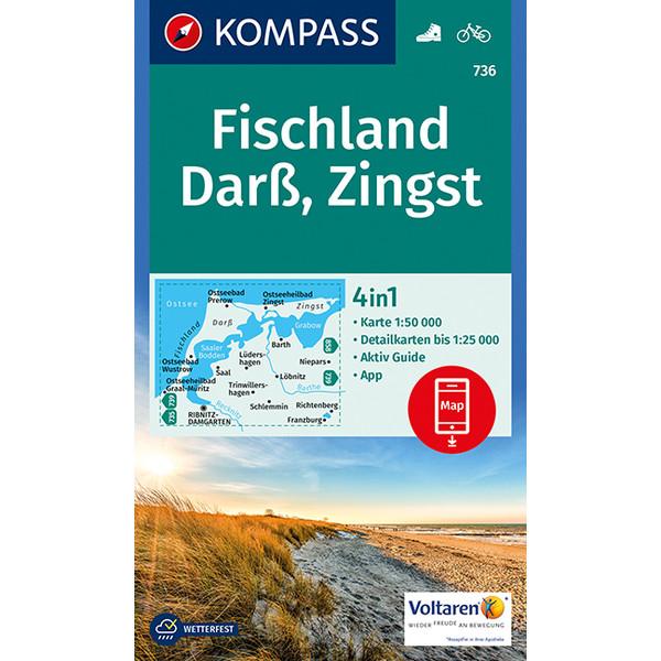 KOKA 736 Fischland, Darß, Zingst