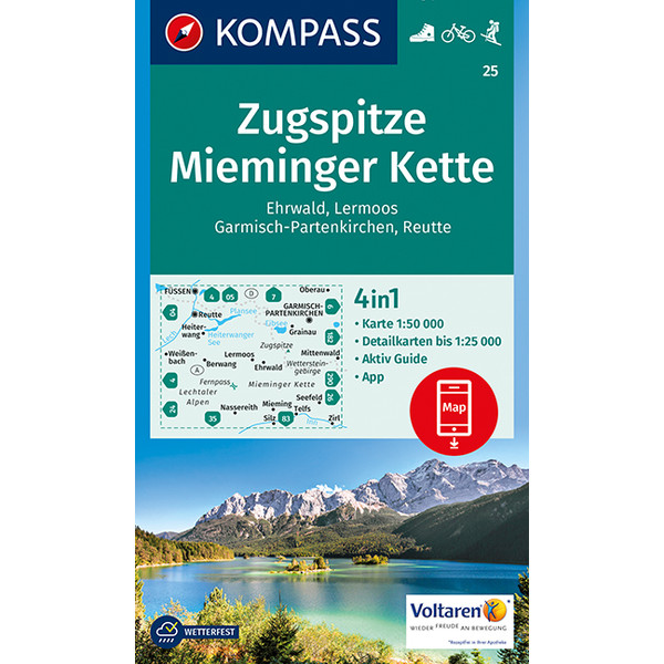 KOKA Zugspitze, Mieminger Kette