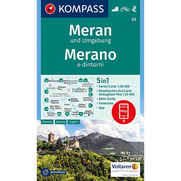 KOKA 53 Meran und Umgebung