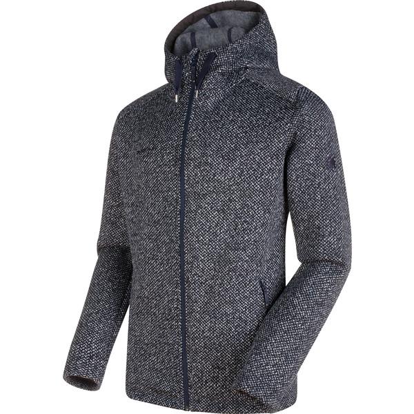 Mammut Chamuera ML Hooded Jacket Männer - Fleecejacke
