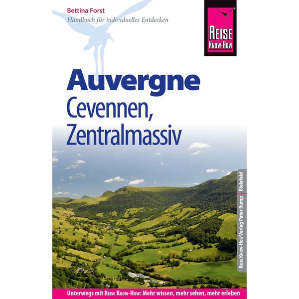 RKH Auvergne, Cevennen, Zentralmassiv