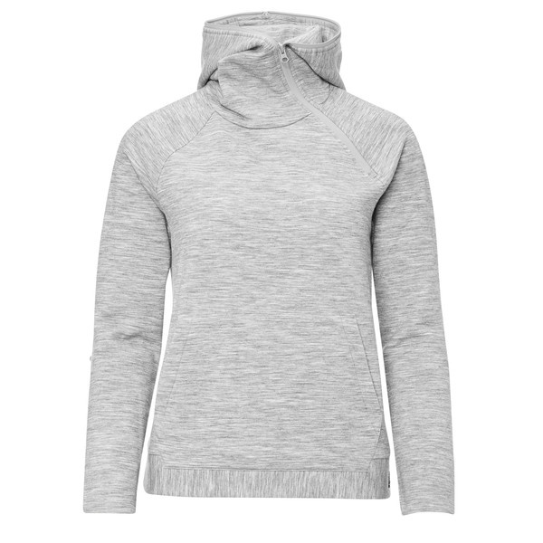Supernatural Motion Shoulder Zip Frauen - Kapuzenpullover