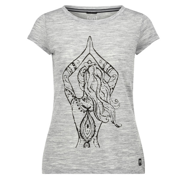 Supernatural Graphic Tee Frauen - T-Shirt