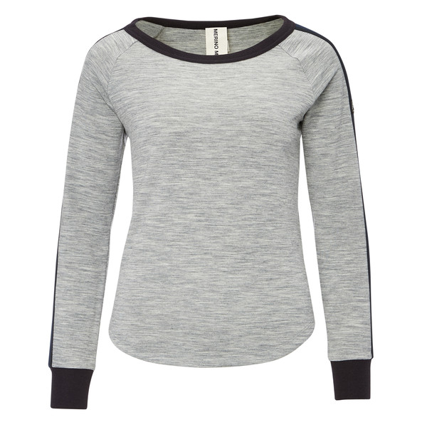 Supernatural 3D Ribbed Sweater Frauen - Wollpullover