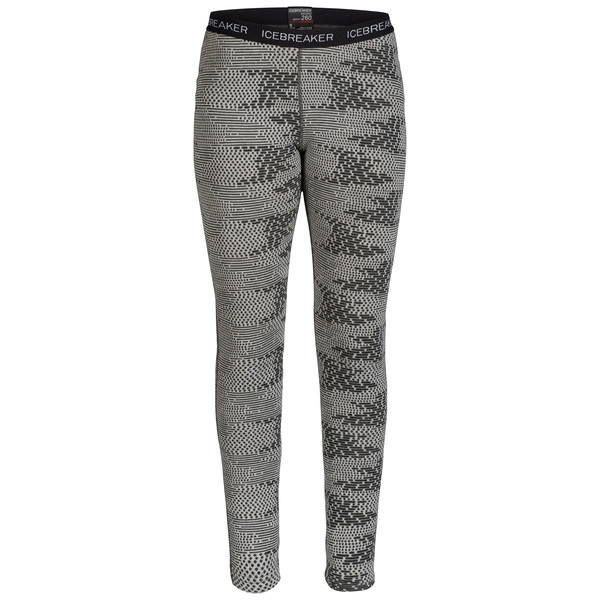 Icebreaker Vertex Leggings Flurry Frauen - Leggings