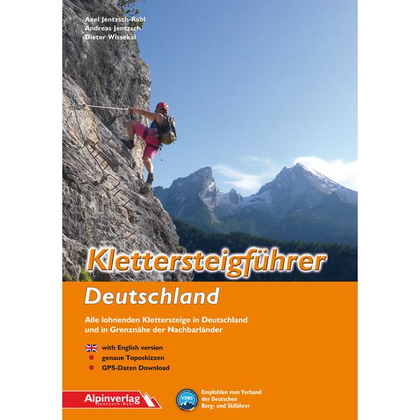 Klettersteigführer Deutschland