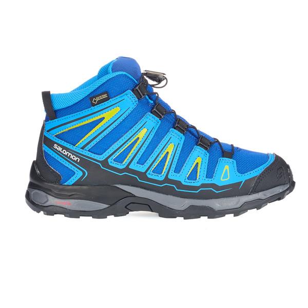 Salomon X-Ultra Mid GTX Kinder - Hikingstiefel