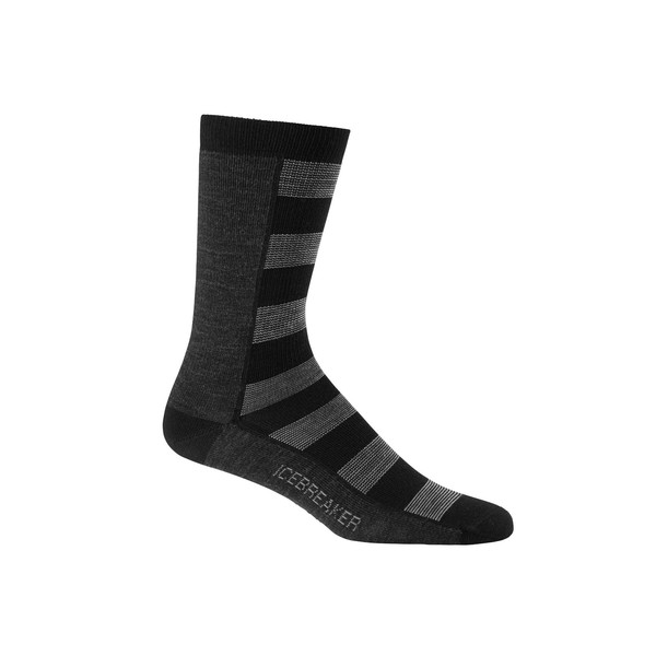 Icebreaker Mens Lifestyle Ultra Light Crew Bisect Männer - Freizeitsocken