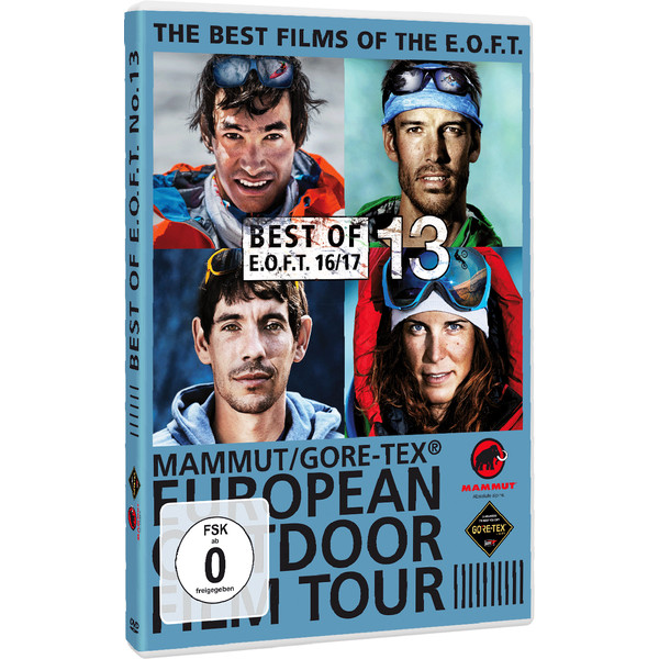 EOFT No. 13 2016/2017 DVD