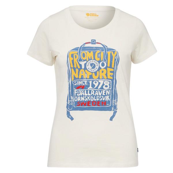 Fjällräven Kånken T-Shirt Frauen - T-Shirt